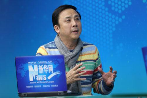 專訪北京家居協會劉晨